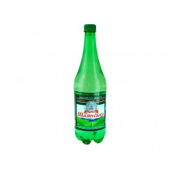 Минеральная газированная вода шаянская 1 л