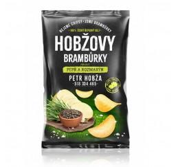 Чипсы картофельные Hobžovy...