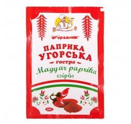 Паприка венгерская красная...
