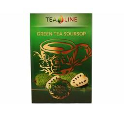 Чай TeaLine зеленый с...